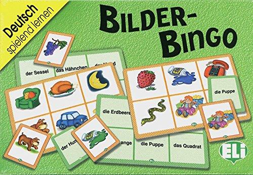 9783125128019: Bilder-Bingo: Deutsch spielend lernen. Deutsch als Fremd- und Zweitsprache