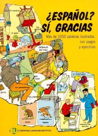 9783125133105: Espanol. Si, gracias I.