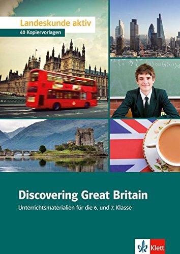 9783125135826: Landeskunde Klassen 6 und 7: Great Britain, Scotland, London: Englische Lektüre für das 2. und 3. Lernjahr. Buch