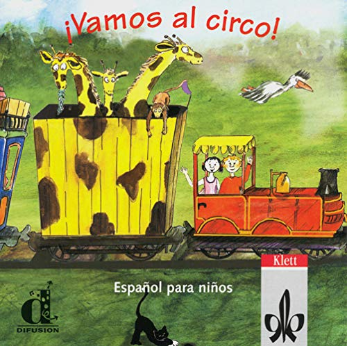9783125142145: Vamos al circo!: Audio CD