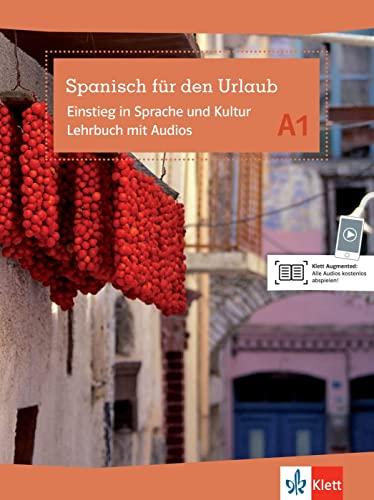 9783125142657: Spanisch für den Urlaub A1. Lehrbuch mit Audio-CD