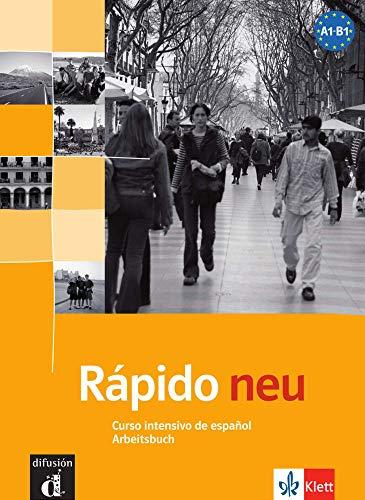 Rapido Neu. Arbeitsbuch.: Miquel Lopez, Lourdes,