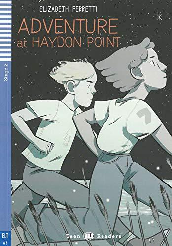 9783125147324: Adventure at Haydon Point: Buch + Audio-CD