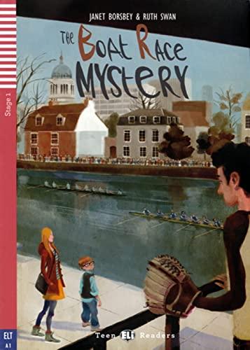 9783125147423: The Boat Race Mystery: Englische Lektüre mit Audio-CD für das 1. und 2. Lernjahr. Mit Annotationen und Illustrationen