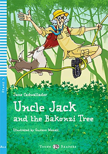 9783125148062: Uncle Jack and the Bakonzi Tree: A1 (Stage Reader 3: Wortschatz 300)