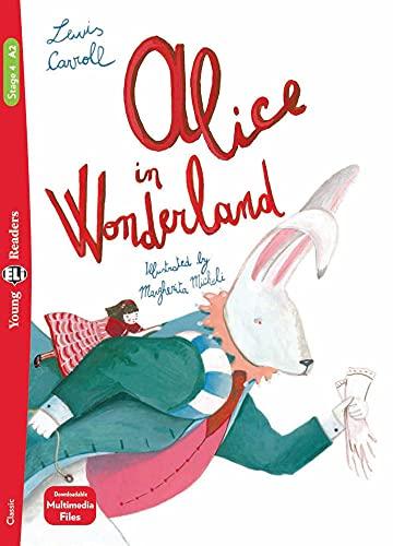 Alice in Wonderland: A2 (Stage Reader 4: Wortschatz 400) (9783125148123) by [???]