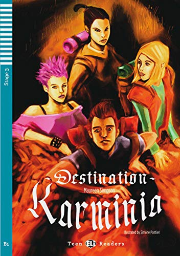 Destination Karminia. Buch mit Audio-CD: Stage 3: B1 (9783125148246) by [???]