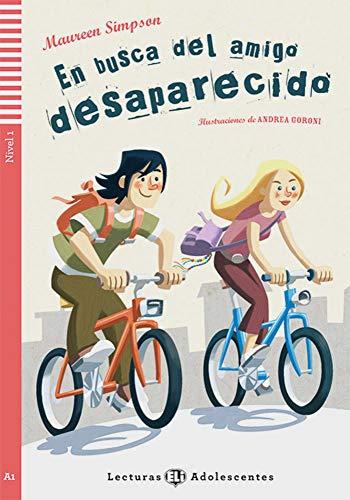 9783125148550: En busca del amigo desparecido. Buch mit Audio-CD: Nivel 1: A1