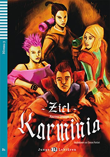 Ziel Karminia. Buch mit Audio-CD (3125148790) by Maureen Simpson
