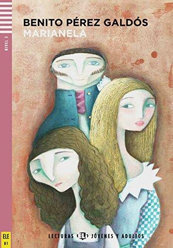 9783125148970: Marianela. Buch mit Audio-CD: Niveau B2/C1