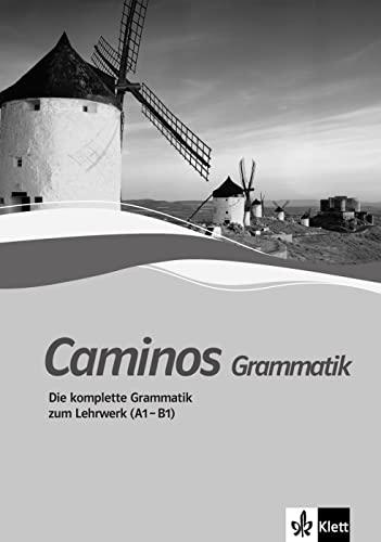 9783125149458: Caminos plus 1/2. Grammatik