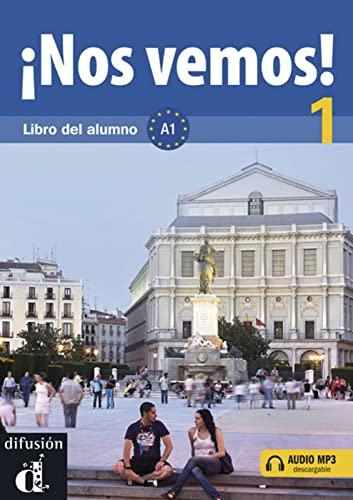 9783125150201: Â¡Nos vemos!. A1. Libro del alumno mit Audio-CD