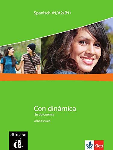 9783125150317: Con dinámica/Arbeitsbuch: En autonomia