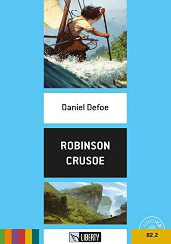 9783125150591: Robinson Crusoe. Buch + Audio-CD: Englische Lektüre für das 6. Lernjahr. Buch + Audio-CD