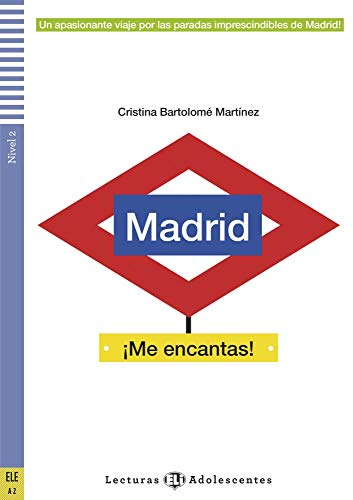 9783125151161: ¡Madrid! ¡Me encantas! Buch + Audio-CD