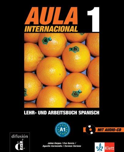 9783125155633: Aula 1. Lehr- und Arbeitsbuch