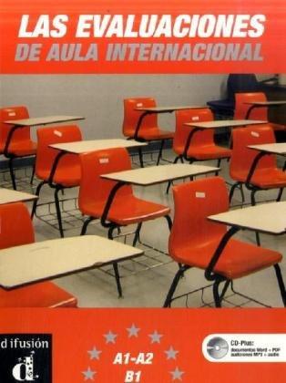 9783125155756: Les Evaluaciones de Aula. Lehrerhandbuch und Audio-CD