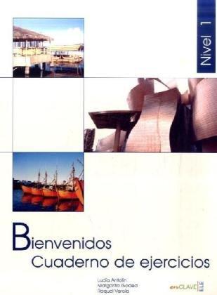 9783125155817: Bienvenidos 1 cuaderno de ejercicios