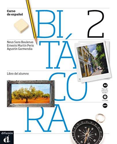 9783125156852: Bitácora. Libro del alumno (A2) mit Audio-CD - monolinguale Ausgabe