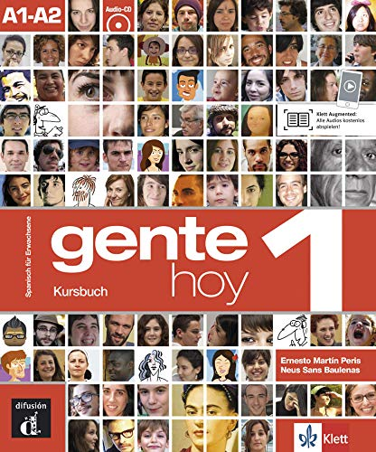 9783125157101: Gente hoy. Libro del alumno + Audio-CD
