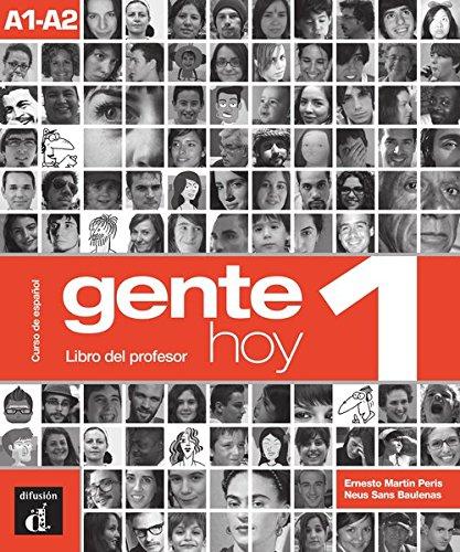 9783125157132: Gente Hoy 1 A1 A2