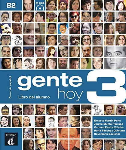 9783125157200: Gente hoy. Libro del alumno + MP3-CD (B2)