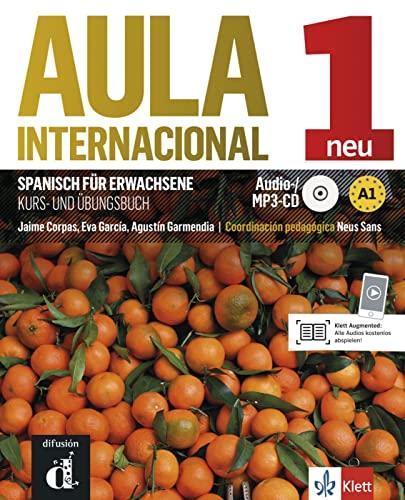 9783125157309: Aula internacional nueva edición 1: Nueva edición. Kurs- und Übungsbuch + MP3-CD