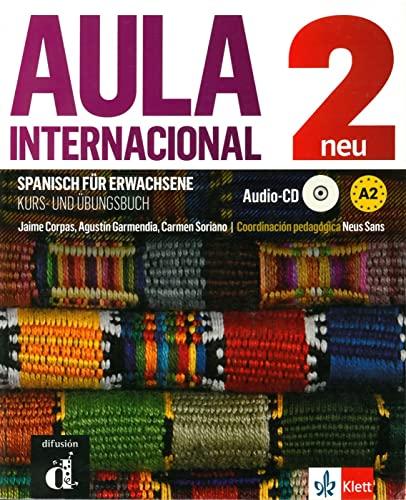 9783125157354: Aula internacional 2. Libro del alumno + Audio-CD (mp3)