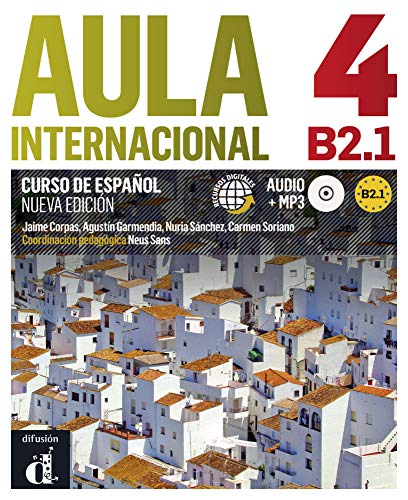 9783125157453: Aula internacional 4. Libro del alumno + Audio-CD (mp3). Nueva edición