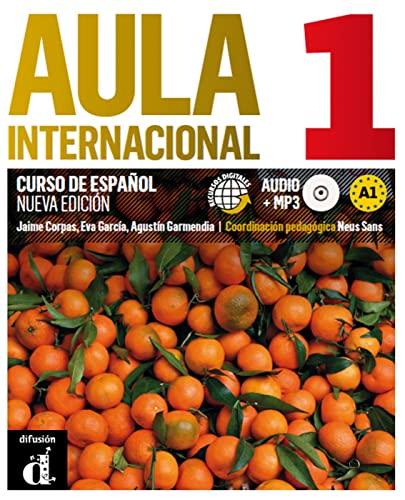 9783125157668: Aula internacional nueva edición 01. Libro del alumno + Audio-CD (MP3): Internationale Ausgabe. Libro del alumno + Audio-CD (MP3)
