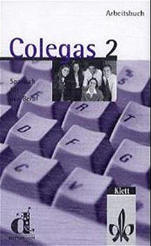 9783125163140: Colegas, 1 Cassette zum Arbeitsbuch