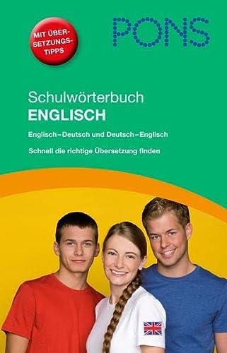 9783125170377: PONS Schulwörterbuch Englisch: Englisch-Deutsch /Deutsch-Englisch