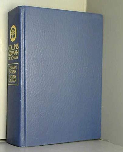 9783125171503: PONS Collins Grosswörterbuch. Teil I: Deutsch-Englisch /Teil II: Englisch-Deutsch