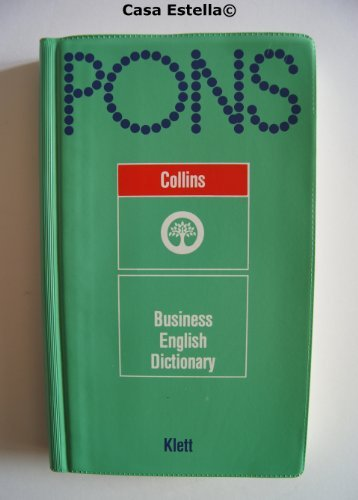 Pons Collins Business English Dictionary: P. J. Flynn,