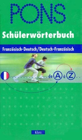 9783125172685: Schulerworterbuch Franzosisch Deutsch/Deutsch Franzosisch