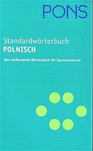 9783125172906: PONS Standardwörterbuch, Polnisch