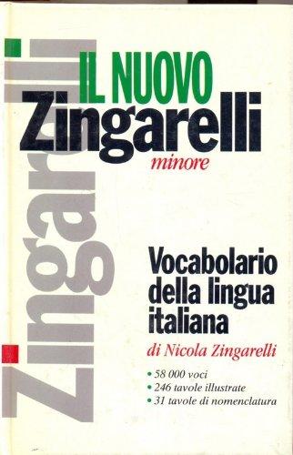 9783125173606: PONS Il Nuovo Zingarelli Minore. Vocabolario della Lingua Italiana