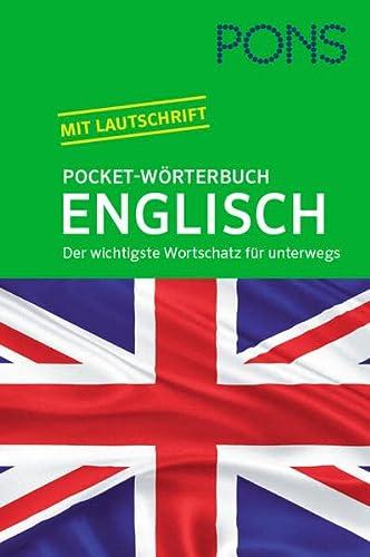 9783125173811: PONS Pocket-Wörterbuch Englisch: Der wichtigste Wortschatz für unterwegs. Englisch-Deutsch/Deutsch-Englisch