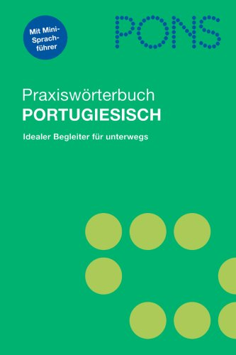 9783125174627: PONS Praxisw+â-¦rterbuch Portugiesisch