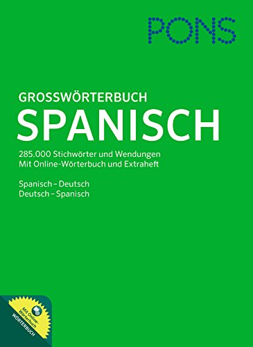 9783125174870: Großwörterbuch Spanisch mit CD-ROM: Spanisch - Deutsch / Deutsch - Spanisch. Rund 280.000 Stichwörter und Wendungen - Oxford Spanish Dictionary with CD-ROM: English - German / German - Spanish. Approximately 280,000 words and phrases,