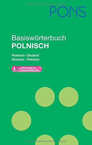 9783125175747: PONS Basiswörterbuch Polnisch: Polnisch-Deutsch/Deutsch- Polnisch. Mit Download-Wörterbuch