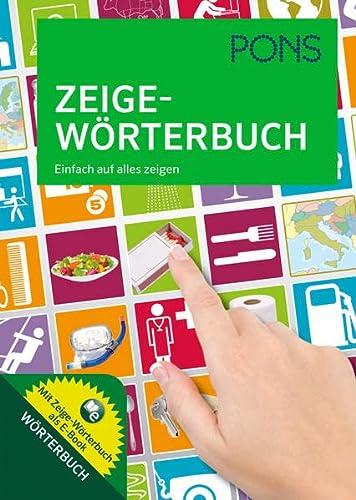 9783125175969: PONS Zeige-Wörterbuch
