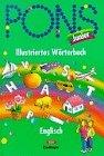 9783125176102: PONS Wörterbuch, PONS Junior, Illustriertes Wörterbuch Englisch