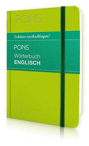 9783125176713: PONS Wörterbuch Englisch: Englisch-Deutsch/Deutsch-Englisch