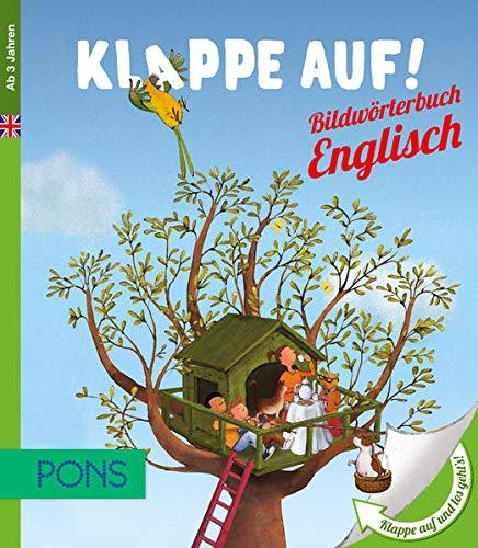 9783125178083: PONS Klappe auf!: Bildwörterbuch Englisch