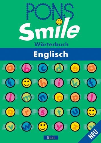 9783125178182: PONS Smile Wörterbuch. Englisch - Deutsch / Deutsch - Englisch.