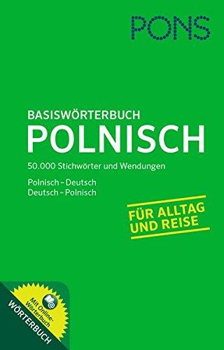 9783125178564: PONS Basiswörterbuch Polnisch