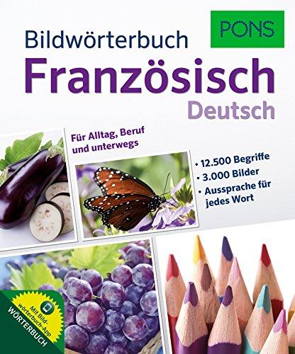 9783125178977: PONS Bildwörterbuch Französisch