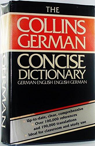 9783125179202: PONS Collins Handwörterbuch Englisch. Deutsch-Englisch /Englisch-Deutsch