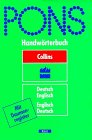 9783125179219: PONS Collins Handwörterbuch Englisch. Deutsch - Englisch / Englisch - Deutsch